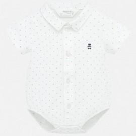Tělo košile chlapecký Mayoral 1787-47 bílá