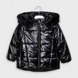Dívčí zimní bunda Mayoral 4419-63 černá