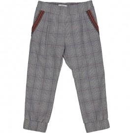 Dívčí kalhoty Trybeyond 92194-95W šedé