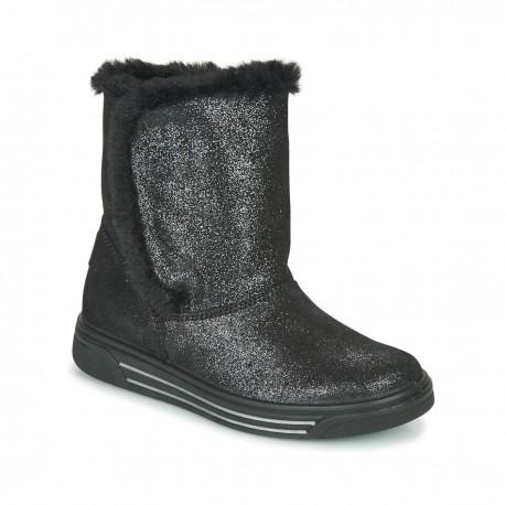 Dívčí zimní boty Primigi 6378600 černé