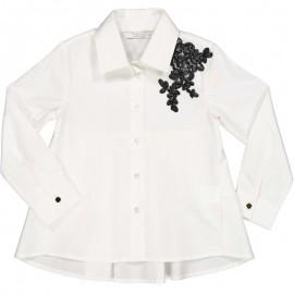 Elegantní dívčí košile Trybeyond 90487-10E Bílý