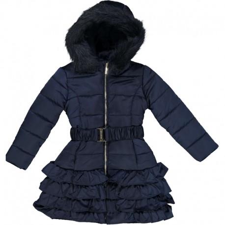 Dívčí zimní bunda Trybeyond 97486-70L Tmavě modrá