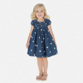 Dívčí džínové šaty Mayoral 3949-5 Jeans