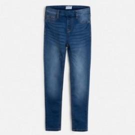 Dívčí džínové kalhoty Mayoral 554-85 Džíny