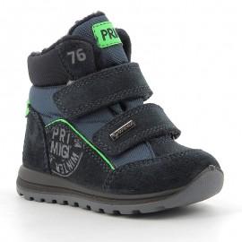 Chlapecké zimní boty Primigi 6356700 námořnická modrá