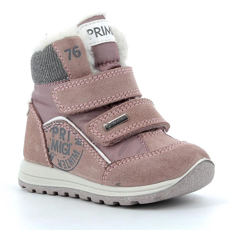 Dívčí zimní boty Primigi 6356744 růžové