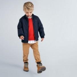 Chlapecká bunda Mayoral 4469-6 námořnická modrá barva