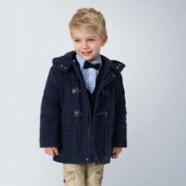 Chlapecká zimní bunda Mayoral 4480-46 námořnická modrá barva