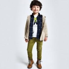 Chlapecké kalhoty Mayoral 4533-19 zelené barvy