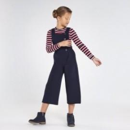 Kalhoty pro dívky Mayoral 7601-23 námořnická modrá