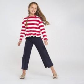 Dívčí souprava Mayoral 7545-44 červená barva