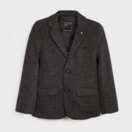 Chlapecká bunda Mayoral 7462-29, šedá barva