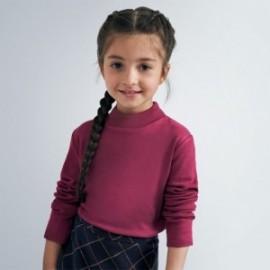 Dívčí rolák Mayoral 136-87 třešňová barva