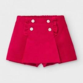 Sukně kalhoty holčičí Mayoral 2942-22 červená