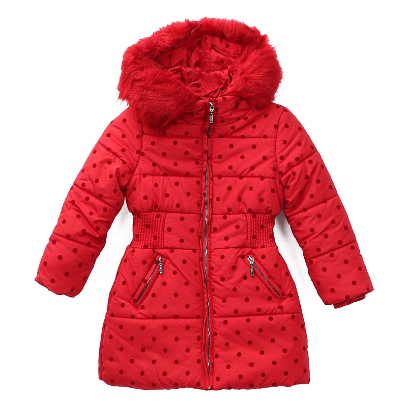 Dívčí zimní bunda Trybeyond 97471-95Z červená
