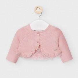 Elegantní dívčí svetr Mayoral 2336-85 růžový