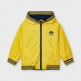 Chlapecká bunda s větrovkou Mayoral 3415-27 Žlutá