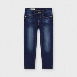 Chlapecké džíny Mayoral 3572-12 námořnická modrá