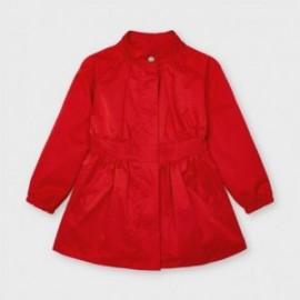 Dívčí větruvzdorná bunda Mayoral 3484-51 červená