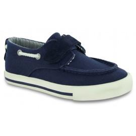 Mayoral 43665-28 Buty jeans kolor Granatowy