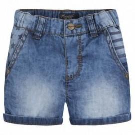Mayoral 1240-5 Bermudy klasyczne dÚins kolor Jeans