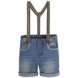 Mayoral 3250-5 Bermudy jeans kolor Jeans