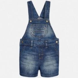 Mayoral 1639-5 Ogrodniczki jeans kolor Jeans