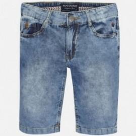 Mayoral 6233-5 Bermudy jeans kolor Jeans