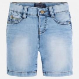 Mayoral 3211-19 Bermudy jeans kolor Basic