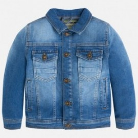 Mayoral 440-5 Kurtka jeans basic kolor Jeans