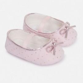 Mayoral 9365-37 baletky barva růžový