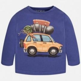 Mayoral 2025-10 tričko auto barva nebesa rifle