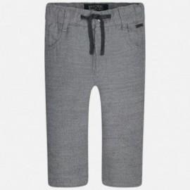 Mayoral 2573-31 kalhoty kdo běhá pro zdraví barva šedá