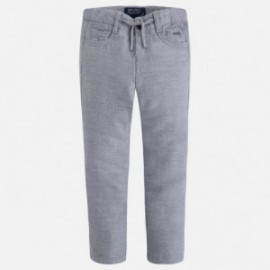 Mayoral 4523-85 kalhoty barva šedá