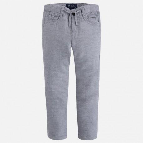 Mayoral 4523-85 kalhoty barva šedá f4939d83b4