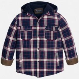 Mayoral 7129-3 tričko gril barva Mocca