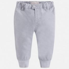 Mayoral 2523-56 kalhoty dlouho barva šedá