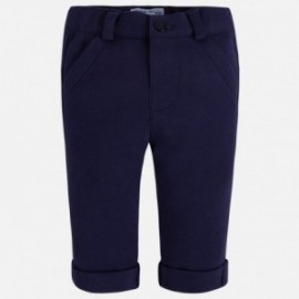 Mayoral 2525-39 kalhoty dlouho barva granát