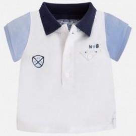 Mayoral 1111-62 tričko pólo barva indigo