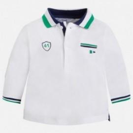 Mayoral 1113-47 tričko pólo barva/bílá zelená