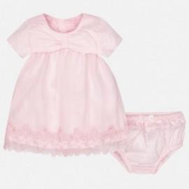 Mayoral 1833-11 šaty barva růžový