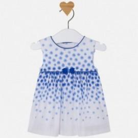Mayoral 1847-58 šaty barva modrý
