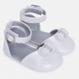 Mayoral 9503-11 baletky barva bílá