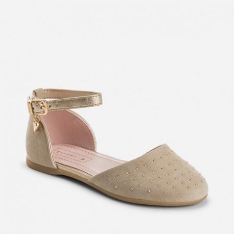 Mayoral 43769-26 boty drátěnky barva písek
