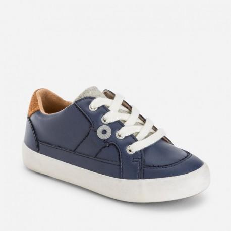 Mayoral 43807-43 boty barva námořnická modř