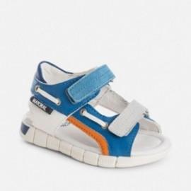 Mayoral 43812-91 sandály barva džíny