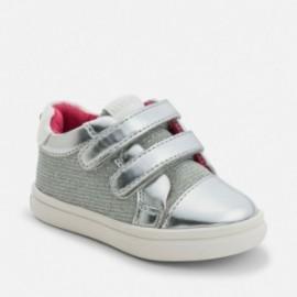 Mayoral 45748-47 boty sportovní představivost barva stříbro