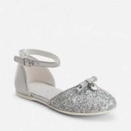 Mayoral 45767-72 boty barva stříbro