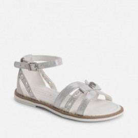 Mayoral 43775-72 Sandály stříbrná barva