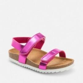 Mayoral 43793-72 sandály barva fuchsiová